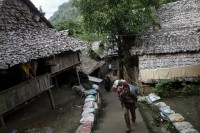 Mae La refugee camp, pictured in 2011. (PHOTO: DVB)