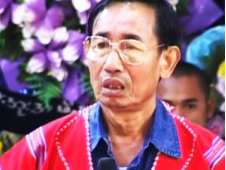 KNU Central Committee member Mahn Nyein Maung (DVB)