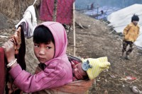 About 100,000 people have been displaced by armed conflict in northern Burma since June 2011. (PHOTO: Brennan O'Connor)