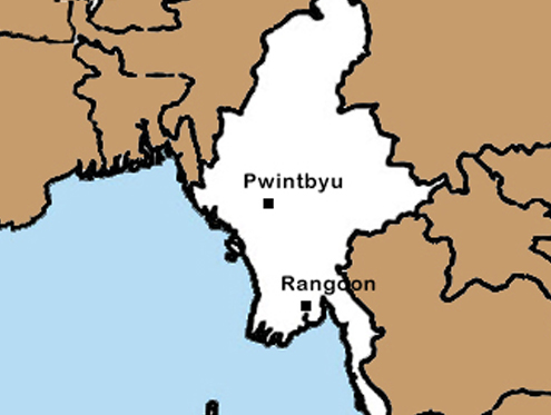 The attack took place on 25 July in Pwintbyu township, Magwe divison. (DVB)
