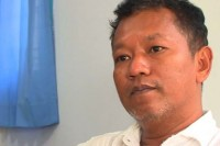 Bo Kyi, joint sectary of Association Assistance for Political Prisoners (Burma).