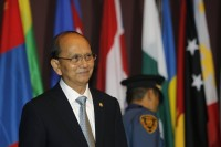 2013 file photo of President Thein Sein. (Reuters)
