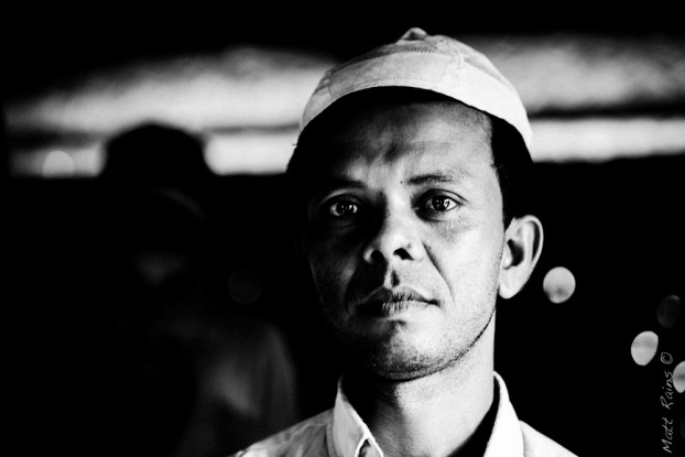 A local Rohingya imam in Paungdok, Arakan State (Lux Capio Photography)