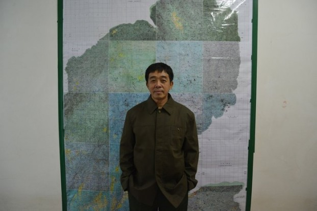 A file photo of Gen. Gun Maw of the KIO, who will apparently attend the 21CPC on 31 August, but only as an observer. (PHOTO: Neils Huby/ DVB)