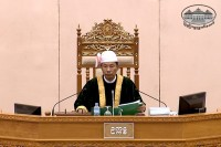 Burma's parliamentary speaker Shwe Mann has instructed the Joint Committee for Reviewing the Constitution to explore the process by which amendments can be made.