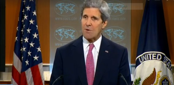 US Secretary of State John Kerry (PHOTO: US State Dept)