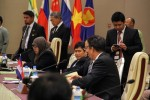 File photo from the 24th ASEAN Summit in Naypyidaw in May 2014. (PHOTO: DVB)