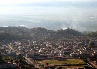 View overlooking Taunggyi, capital of Shan State, eastern Burma. (Photo: Wikimedia Commons)
