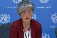 Kyung-wha Kang, UN assistant secretary-general for humanitarian affairs (United Nations)