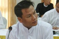 Nay Myo Zin, a well-known  activist and former Burmese army captain. (PHOTO: Nay Myo Zin)