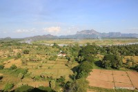 File photo of the area surrounding Hpa-an, the capital of Karen State. (PHOTO: Go Myanmar)