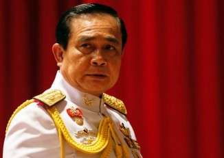 Thailand's Premier Gen Prayuth Chan-ocha. (PHOTO: Reuters)