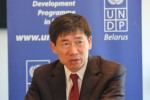 The UN's Assistant Secretary-General Haoliang Xu. (PHOTO: UNDP)