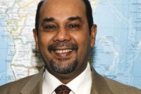 Malaysian former Foreign Minister Syed Hamid Albar led an eight-member delegation of the Organisation of Islamic Cooperation to Arakan State capital Sittwe. (PHOTO: Wikicommons)