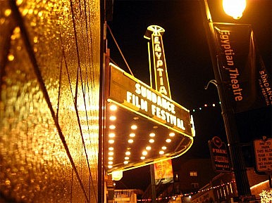 File photo of a theatre at the Sundance Film Festival (WIKICOMMONS)