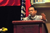 ANP leader Aye Maung, pictured here in 2013. (Photo: DVB)