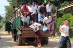 DVB: Burmese prisoners, released in an amnesty on 7 October
