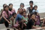 The Rohingyas live in a state of flux, caught between accusations of being illegal migrants in both Burma and Bangladesh (PHOTO: Reuters)