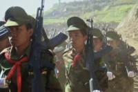 File photo of TNLA troops.