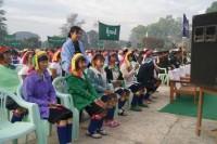 Part of the 2015 Karenni State Day celebrations (Photo: DVB)