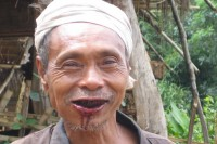 A Burmese man chewing betel nut (Photo: F. Castello/Wikicommons)