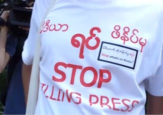 Burma's restrictions on press freedom see it among the world's most censored countries (Photo: DVB)