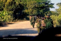 Members of the Kachin Independence Army (Photo: DVB)