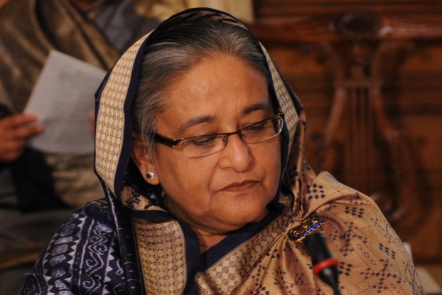 Bangladeshi Prime Minister Sheikh Hasina (PHOTO: commons)