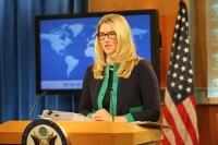 White House spokesperson Marie Harf (Photo: US State Department)