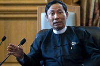 File photo of Shwe Mann, speaker of Burma's Lower House.  (PHOTO: Carnegie Endowment for International Peace)
