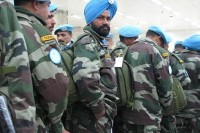 Members of the Indian Army's Dogra Regiment. 20 members of the regiment were killed by seperatists who fled across the border to Burma (Photo: Wikicommons/ Christopher Macsurak)