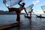 Fishermen on Inle Lake (Photo: DVB Roadshow)