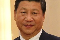 Xi Jinping, pictured in 2013. (PHOTO: wikicommons)