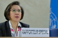 Special Rapporteur on the situation of human rights in Myanmar  (PHOTO: UN)