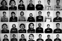 Victims of the Khmer Rouge (1975-78; David Parker)