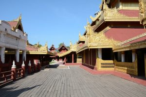 Mandalay Palace (Colin Hinshelwood/ DVB)