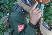 File photo of a SSA-N soldier.