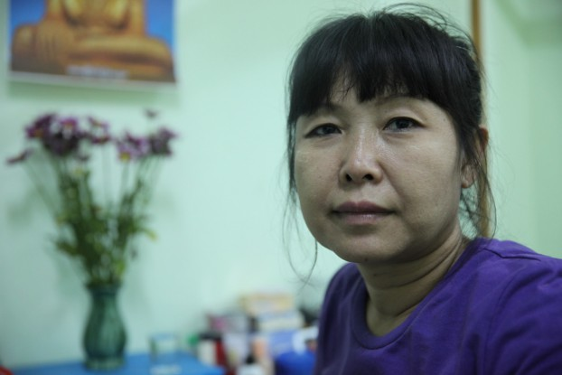 Ma Thandar, now an elected MP, felt the full fury of Burma's part military regimes in her decades long career as an activist. (PHOTO: Myanmar Now)