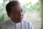 Zaw Myint Maung, a third-time NLD MP, talks of prison life, political reforms and his vision of Mandalay under an NLD government. (Photo: Thin Lei Win/Myanmar Now)