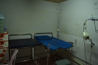 The procedure room in Mae Tao Clinic, where women suffering from failed abortion attempts are treated. (PHOTO: KIMBERLEY PHILLIPS/ DVB)