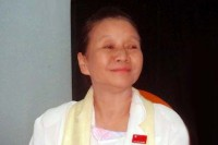 Nan Khin Htwe Myint (Photo: DVB)
