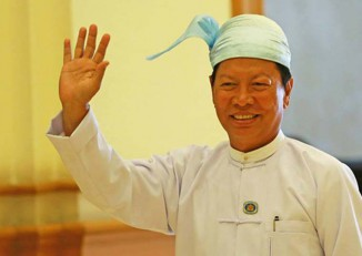 Thura Aung Ko (Photo: Thura Aung Ko / Facebook)