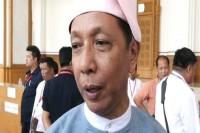 ANP Lower House MP Pe Than (Photo: DVB)
