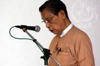 NLD patron Tin Oo (Photo: DVB)