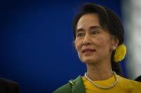 National League for Democracy leader Aung San Suu Kyi (Photo: Wikimedia)