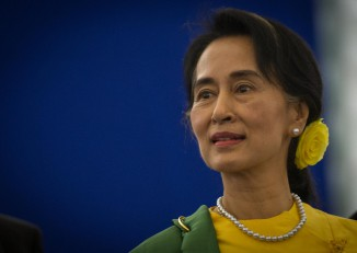 File photo of National League for Democracy leader Aung San Suu Kyi (Photo: Wikimedia)