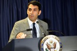 US Special Representative to Muslim Communities Shaarik Zafar (Photo: US State Department)