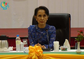 "Is Burma under Aung San Suu Kyi moving towards democracy, or a form of ""liberal authoritarianism""?"