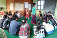 The Ta'ang Students and Youth Organization has called for unity with Shan communities. (Photo: Insight on Conflict)