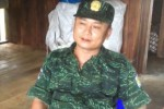 Gen Saw Kyaw Thet, chief-of-staff of the Democratic Karen Buddhist Army. (Photo: DVB)